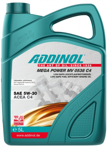 MEGA POWER MV 0538 C4 (5L)